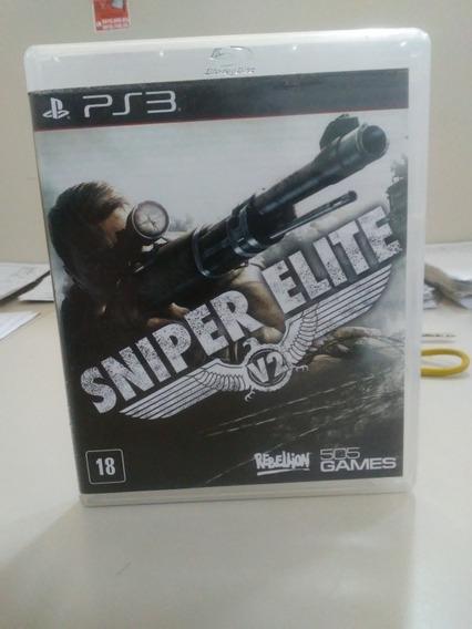 Sniper V2 Ps3 Original