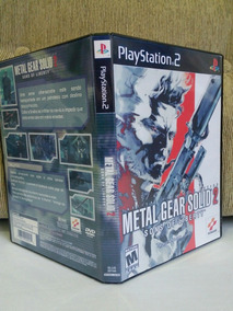 Metal Gear Solid 2 Sons Of Liberty Legendado - Patch