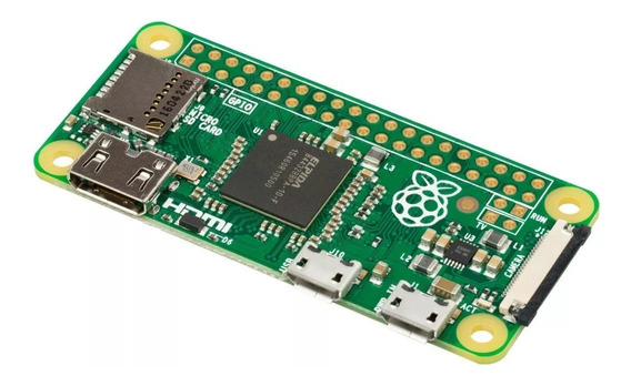 Raspberry Pi Zero V 1.3 Ghz Cpu 512mb