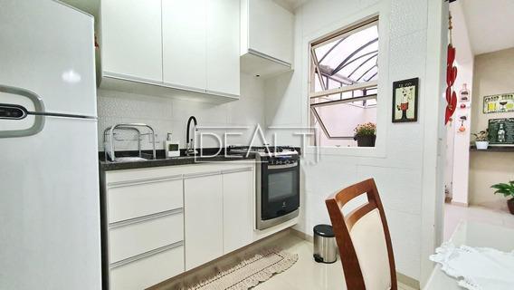 Casa Com 2 Dormitórios À Venda, 72 M² Por R$ 310.000,00 - Parque Villa Flores - Sumaré/sp - Ca0361
