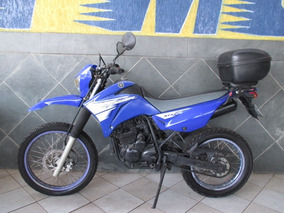 Yamaha - Lander 250 - Azul 2008