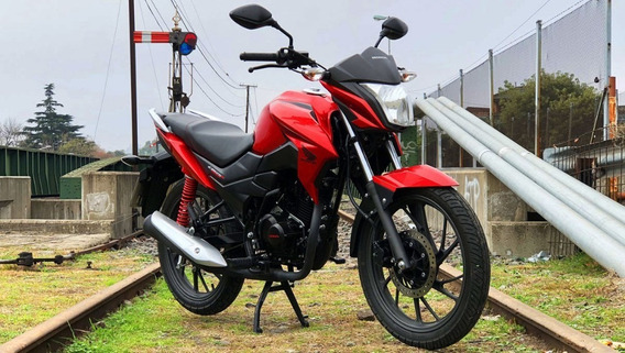 Honda Cb 125 F Twister Roja 0km Mejor Precio Expomoto