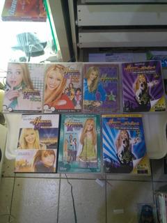 Hannah Montana Coleção Com 7 Filmes