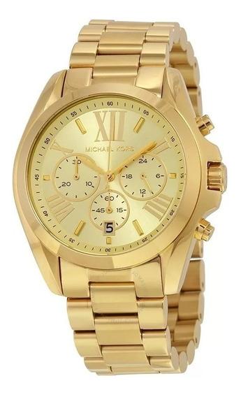Relógio Michael Kors Mk5605 100% Original Com Caixa Lindo