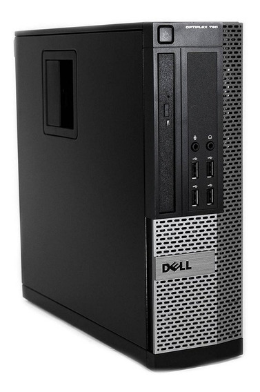 Desktop Dell Optiplex 790 Core-i3 2120 8gb Ram Hd 500gb