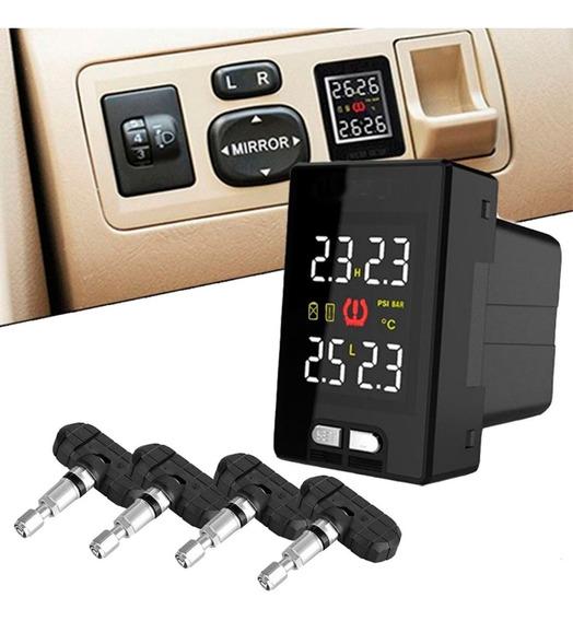 Sensor Pressão Pneus Tpms Toyota Corolla Hilux Honda Civic