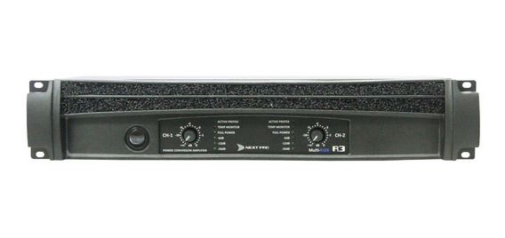 Amplificador De Potência 3600w R3 - Next Pro