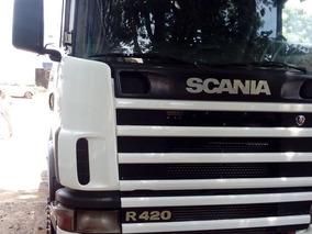 Scania 124 420 6x2 Unico Dono Novissimo