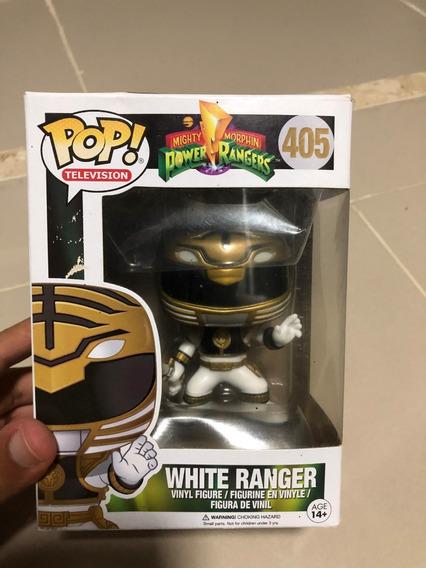 Funko Pop Power Ranger (ranger Branco)