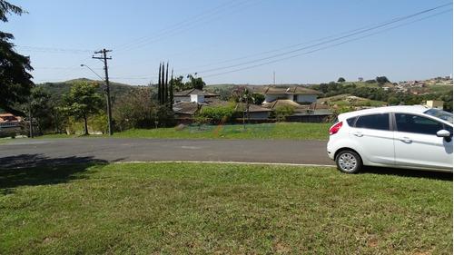 Terreno À Venda Em Terras De Santa Tereza - Te249899