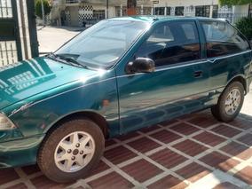 Aprovecha Ganga De Vehículo Chevrolet Swift 1.0 Color Verde.
