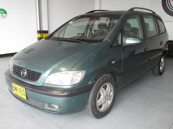 Chevrolet Zafira Sedan