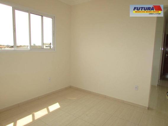 Apartamento Com 1 Dormitório À Venda, 42 M² Por R$ 159.000,00 - Cidade Naútica - São Vicente/sp - Ap2085