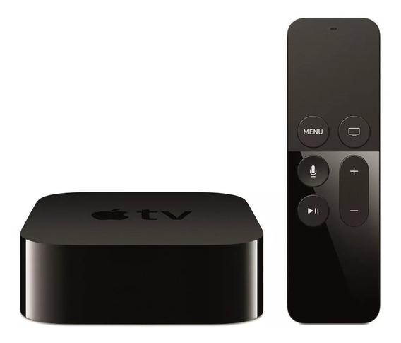 Apple Tv 4k 32gb Mp22lz/a Original Lacrado