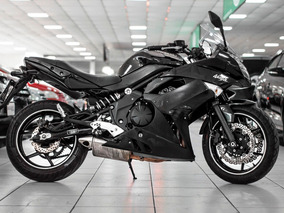 Ninja 650r Ano 2011 Financiamos Feirão De Motos Essa Semana