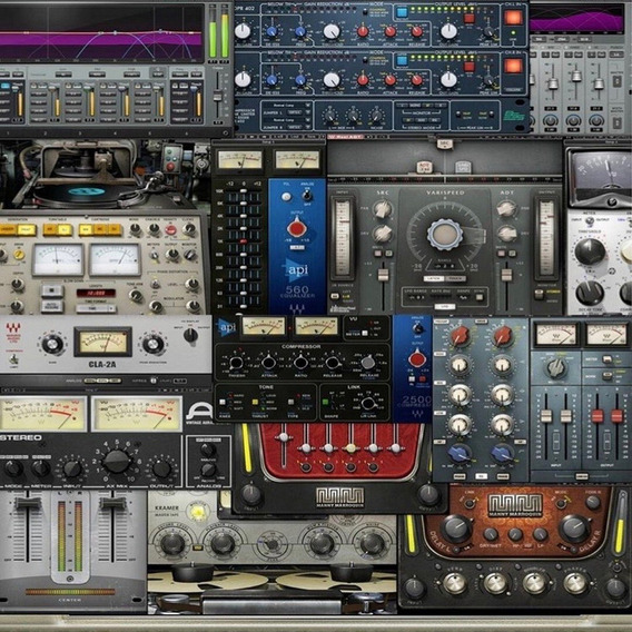 Plugins Waves 9r91 / Pacote Completo 2019 / Suporte