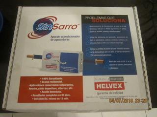Sin Sarro Helvex