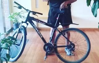 Bicicleta Mtb R26 Aluminio Full Shimano