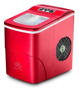 Máquina De Fazer Gelo Multilaser 220v 100w Vermelha - Ho070