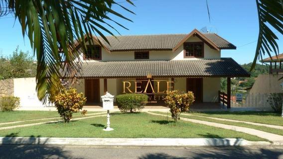 Casa Com 5 Dormitórios Para Alugar, 700 M² Por R$ 6.000/mês - Condomínio Vista Alegre - Sede - Vinhedo/sp - Ca1320