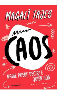 Caos - Magali Tajes - Libro