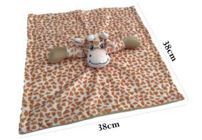 Naninha Pano P/ Dormir Girafa Plush Sonho De Luz Mais Barato