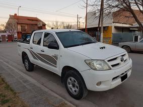 Toyota Hilux 3.0 Tdi C/d 4x4 Sr C/ab (163cv) 2008
