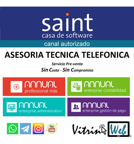 Asesoría Técnica Telefónica Sistemas Saint