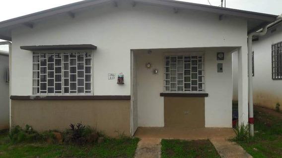 Vendo Casa En La Chorrera A Buen Precio