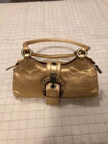 Bolsa Dourada Pequena