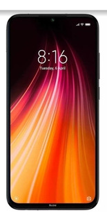Celular Xiaomi Redmi Note 8 128 Gb Preto-espacial 4 Gb Ram