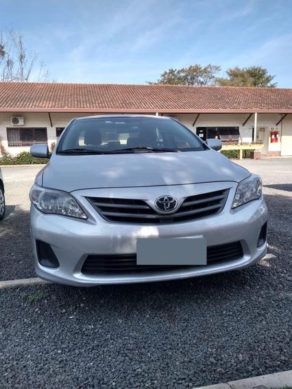 Toyota Corolla 1.8 16v Gli Flex Aut. 4p Ano 2012