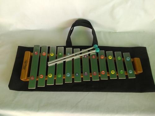 Marimba Xilofono 12 Notas Marca W Carrasco