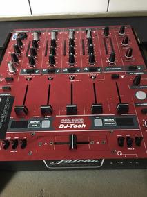 Pickup Dj Completo-2 Cdj 400 Pioneer, 1 Mixer Ddm 3000 Dj Te