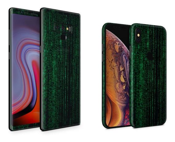 Skin Green Letters Apple Samsung Huawei Lg Sony Xiaomi Etc