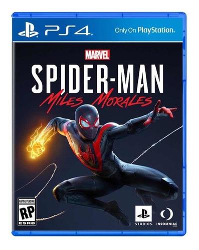 Spiderman Miles Morales Nuevo Y Sellado