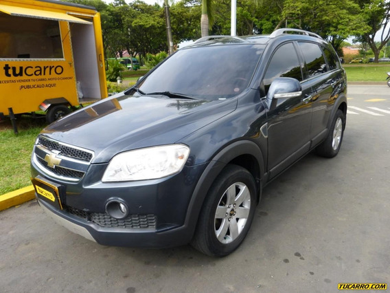 Chevrolet Captiva Ltz At 3200cc