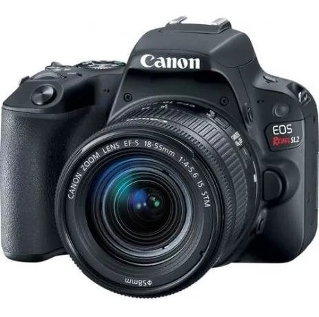 Câmera Canon Rebel T2i Com Lente Ef-s 18-200mm F/3.5-5.6 Is