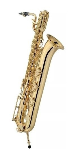 Saxofon Baritono Jupiter Jbs-1100 Series + Estuche.