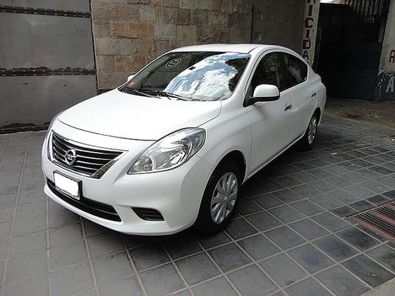 Nissan Versa Visia Mt 1.6 (107cv) 4ptas. / Rodriguez Cia.