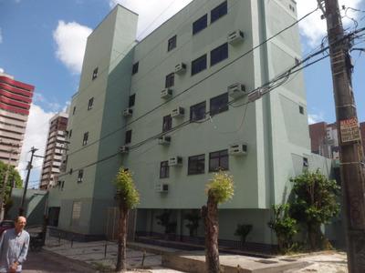 Prédio Comercial Para Locação, Meireles, Fortaleza. - Pr0015