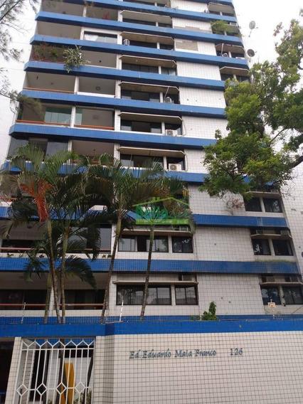 Apartamento À Venda, 104 M² Por R$ 420.000,00 - Parnamirim - Recife/pe - Ap10126