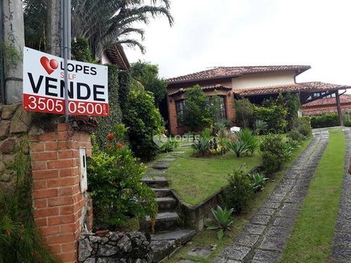 Imagem 1 de 21 de Casa Com 4 Dormitórios À Venda, 260 M² Por R$ 980.000,00 - Badu - Niterói/rj - Ca15514