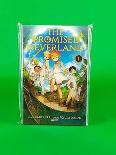 Panini Manga The Promised Neverland Tomo 1 Latino