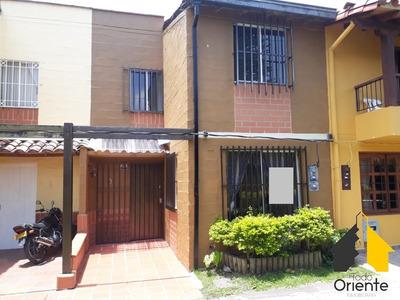 Casas En Arriendo Rionegro 874-1023