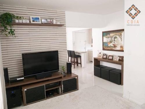 Apartamento Com 2 Dormitórios À Venda, 80 M² Por R$ 720.000,00 - Vila Mariana - São Paulo/sp - Ap49729