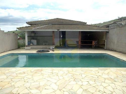 Chácara Com 2 Dormitórios À Venda, 500 M² Por R$ 449.000,00 - Vitória Régia - Atibaia/sp - Ch0899