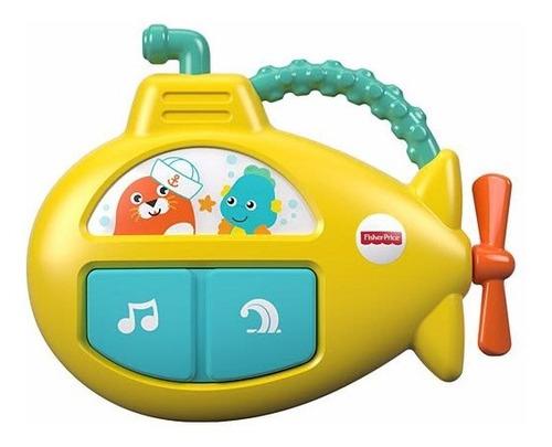 Submarino Musical Portátil Fisher-price, Mattel Bestoys