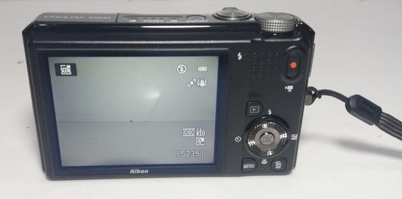 Câmera Digital Coolpix S9100 Nikon
