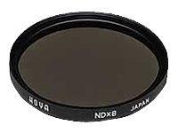 Hoya 55mm 8x 09 Filtro De Vidrio De Densidad Neutra